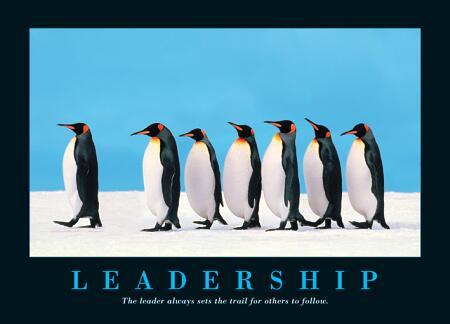 ...pemimpin hendaknya menjadi panutan yang baik...(Google pic)