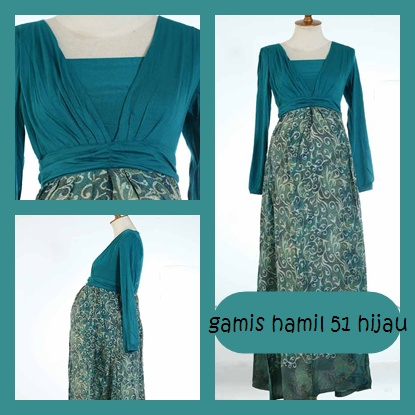 lovely gamis for pregnancy